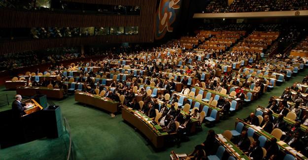 Cumhurbaşkanı Erdoğan'ında Katıldığı BM Genel Kurulu Başlayacak
