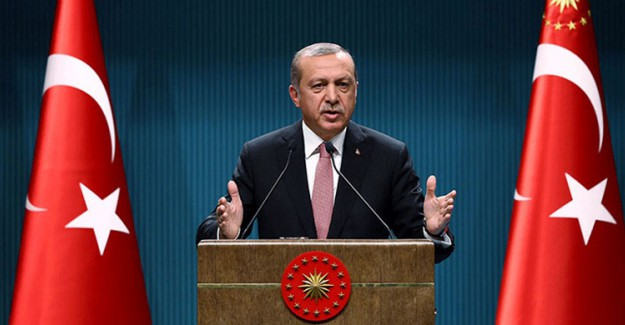 Cumhurbaşkanı Recep Tayyip Erdoğan Dursun Özbek'i Tebrik Etti