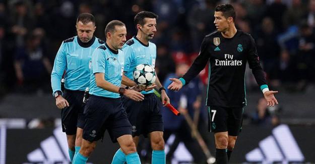 Cüneyt Çakır Çaldı Real Madrid Yıkıldı!