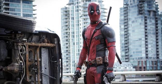 Deadpool 2'nin Çekimleri Başladı