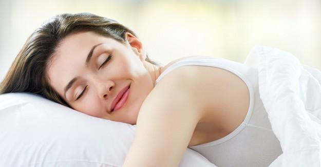 Deliksiz Bir Uyku Uyumak İçin Yapılması Gerekenler!