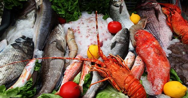 Deniz Ürünlerinin Sağlığa Öyle Bir Yararı Ortaya Çıktı ki!