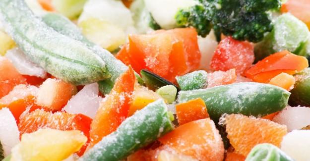 Dondurulmuş Gıdalar Ne Kadar Güvenli?