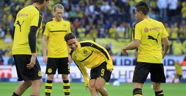 Dortmund Oyuncusu Adım Adım Fenerbahçeye!