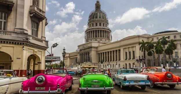 Efsane Ülke Küba'nın Açık Hava Müzesi 'Havana' Tarih Kokuyor