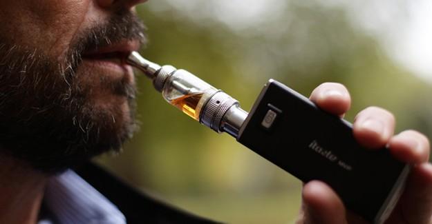 Elektronik Sigaranın Öyle Bir Zararı Ortaya Çıktı Ki!