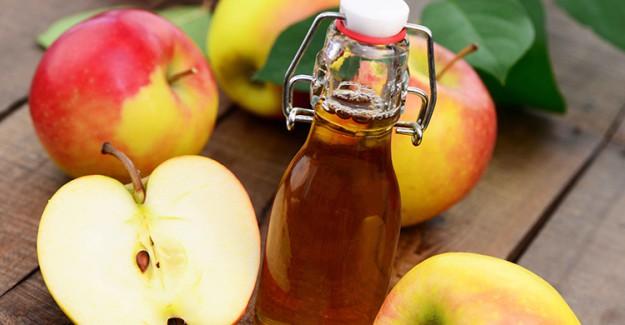 Elma Sirkesi Cilde Sürüldüğünde Mucizeler Yaratıyor!