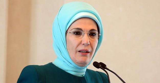 Emine Erdoğan Arakan Müslümanlarını Yalnız Bırakmayacak