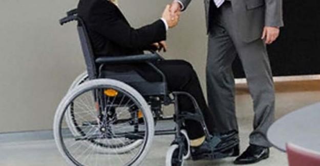 Engellilere Müjde Binlerce Personel Alınacak!