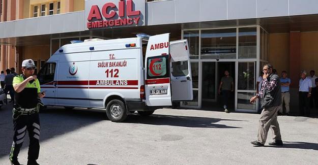 Erzincan'da Patlama! 3 Asker Yaralandı