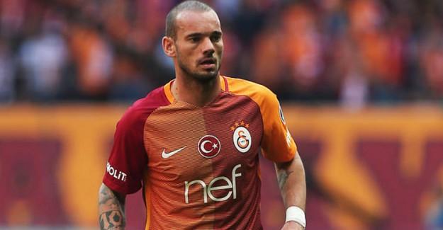 Eski Hocası Sneijder'i İstiyor!