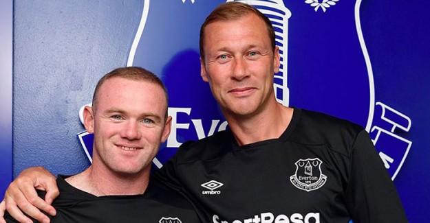 Everton'a Transfer Olan Rooney'den Şok Sözler!
