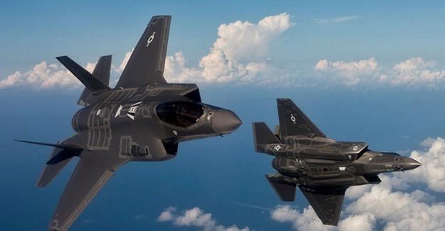 F-35'e Dev Anlaşma! 44 Adet F-35 Alınacak
