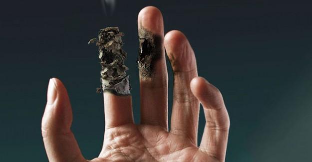 Fark Etmeden Günde 1 Paket Sigara İçiyorsunuz!
