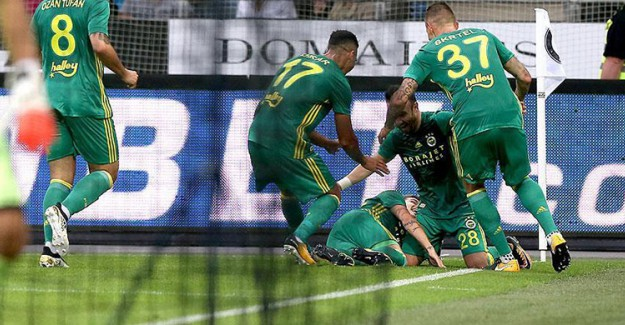 Fenerbahçe Avantaj Sağladı