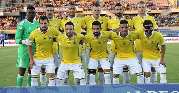 Fenerbahçe Avrupa'da Sahne Alıyor!
