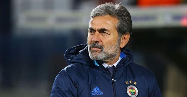 Fenerbahçe Aykut Kocaman'ın İstifasını Açıkladı!