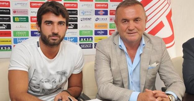 Fenerbahçe Bekleyişte! Antalya'dan Sakıb Aytaç Açıklaması
