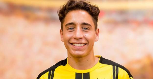 Fenerbahçe Emre Mor Transferinde Israr Ediyor