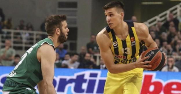 Fenerbahçe Tarih Yazdı: Panathinaikos'u 75-80 Mağlup Etti