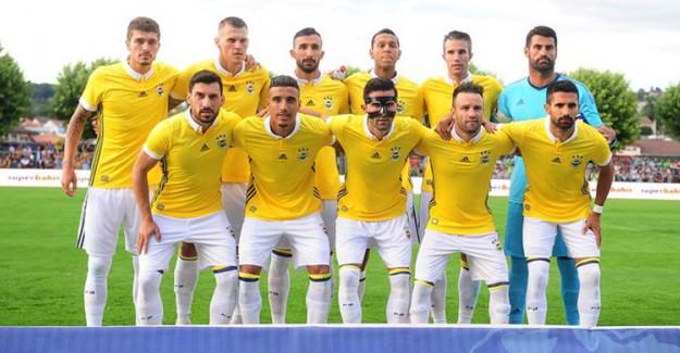 Fenerbahçe Tatsız Başladı