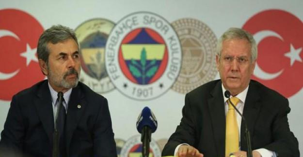 Fenerbahçe'nin Yeni Teknik Adamı İmzayı Attı
