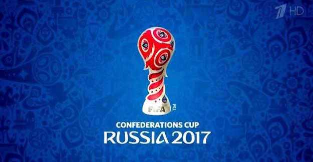 FIFA Konfederasyonlar Kupası Rusya'da Düzenleniyor
