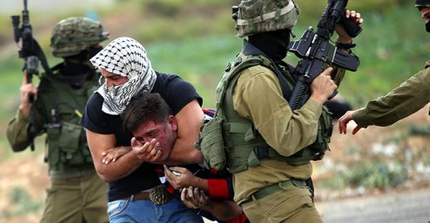 Filistin Ayakta! İsrail Polisi Yine Saldırdı