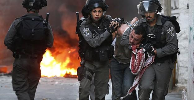 Filistin'de Çatışmalar Başladı! Pek Çok Yaralı Var