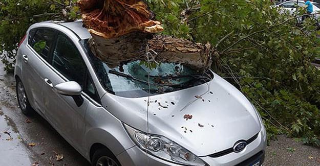 Fırtına Mağduru Araçlar İçin Flaş Açıklama!