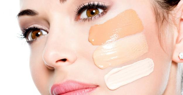 Fondöteni Sabitleyerek Makyajınızın Akmasını Engellemek Artık Mümkün!