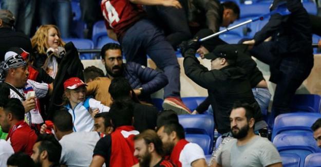 Fransızlar O Sesi Duyunca Terör Estirdi! Türklere Saldırdılar