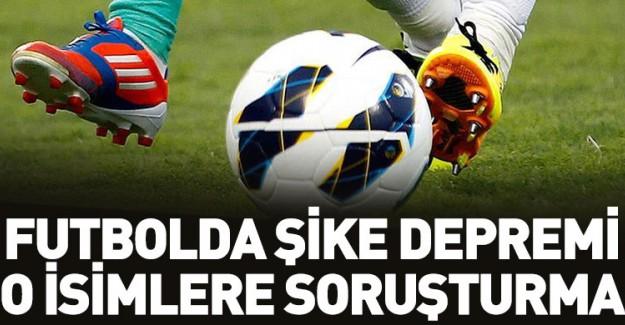Futbolda Şike Depremi!