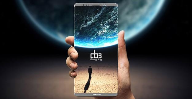 Galaxy Note 8 Ne Zaman Piyasaya Girecek?