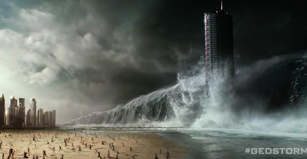 Gerard Butler'ın Başrol Olduğu 'Manyetik Fırtına' Merakla Bekleniyor