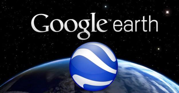 Google Earth'e Şok Yenilik!