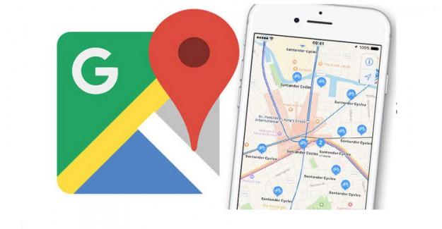 Google Haritalarda Devrim Gibi Yenilik!