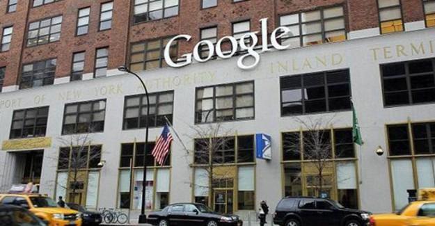 Google, Londra'da Veri Merkezi Kuracak!