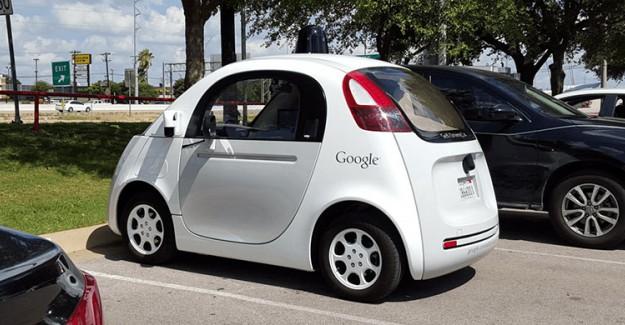 Google'ın Sürücüsüz Araçları Seri Üretime Geçiyor!