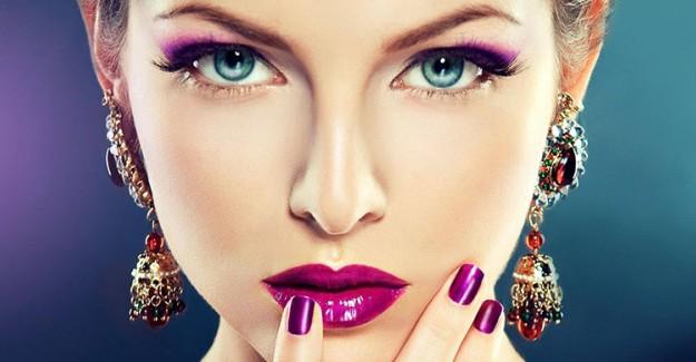 Gözlerinizi Daha İri Gösteren Makyaj Hileleri