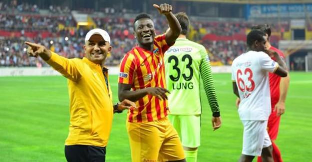 Gyan Asamoah'tan Galatasaray Açıklaması