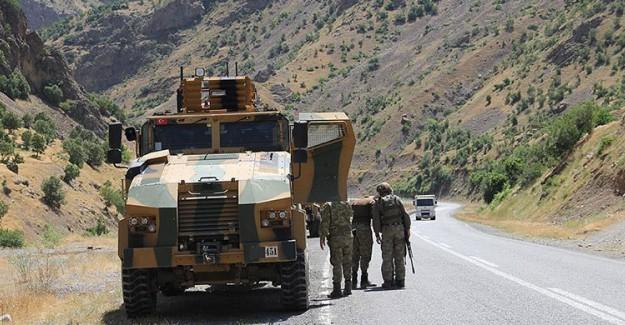 Hakkari'de PKK Temizliği! 4 Terörist Öldürüldü
