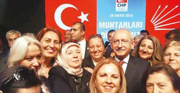 Halkı Sokağa Çağıran Kadın CHP'nin Maaşlı Elemanı Çıktı!
