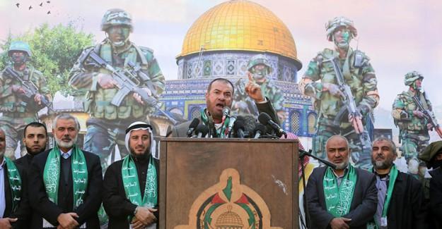 Hamas Askeri Harekete Geçti! Tanklar Sokağa İndi
