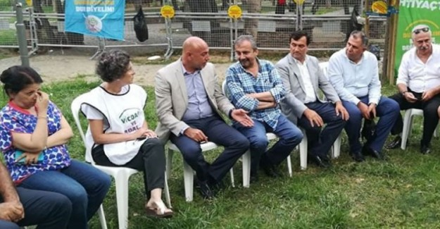 HDP'ye Destek Yine CHP'den!