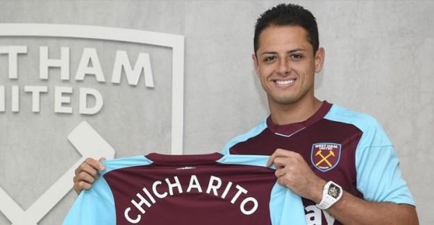 Hernandez West Ham'da!