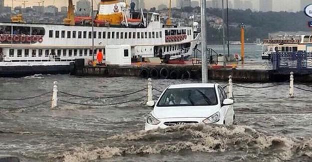 İBB'den Açıklama! İstanbullular Akşama Fırtına Geliyor