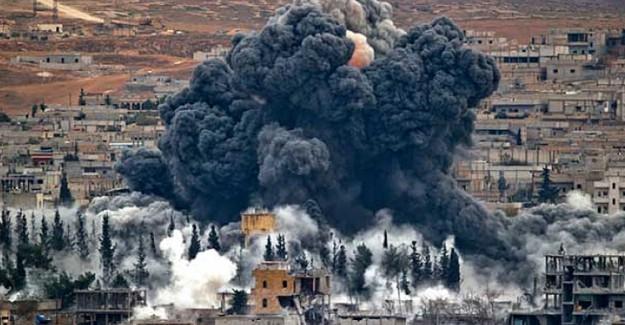İdlib'de Saldırı! Çok Sayıda Ölü Var