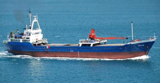 İki Senedir İstanbul Açıklarında Bekleyen Gemi Kaldırılmazsa Satışı Yapılacak!