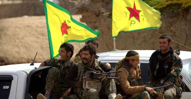 İngilizlerden Flaş YPG Uyarısı!